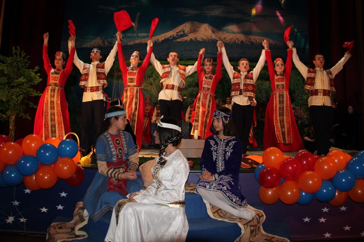 Пермский фестиваль национально-культурных воскресных школ